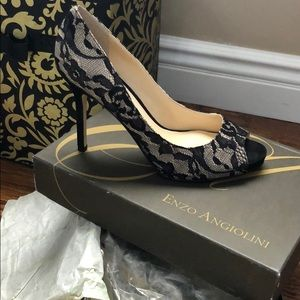 Brand new Enzo Angiolini Evening Pump